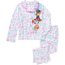 Pijama Blusa Pantalón Paw Patrol Talla 4 Envio Gratis