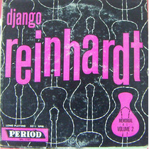 Jazz Inter, Django Reinhardt, Vol.2, Lp 10´, Hecho En U S A
