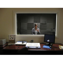 Material Acústico Estudio Grabación-sala Ensayo-cabinas-etc.
