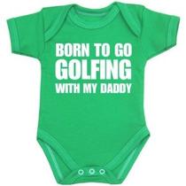 Babyprem Bebé Nazca Para Ir A Jugar Golf Con Mi Papá Del Mon