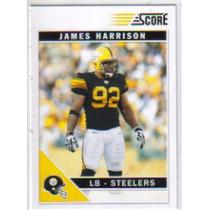 2011 Score #231 James Harrison Acereros De Pittsburgh