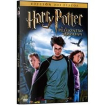 Harry Potter Y El Prisionero De Azkaban Ed. 2 Dvds Coleccion