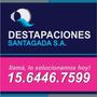 Destapaciones Con Máquina 15.6446.7599 Visita Sin Cargo 24hs
