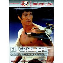 Dvd El Gran Jefe ( The Big Boss 1974 ) - Lo Wei