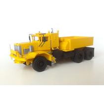 Caminhão Super Pesado Oshkosh 6x6 - Escala 1:87