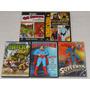Dvd Lote 5 Filmes Super-heróis Watchmen Motion Comic Hulk Vs