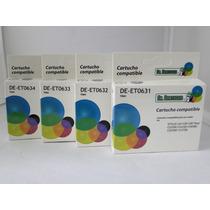 Cartucho Compatible Epson Serie 631 632 633 634
