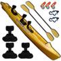 Kayak Rocker Warrior 3 Pers. C7 Local C/ Pileta Envio Gratis