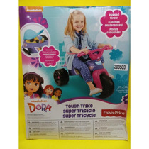 Dora Super Triciclo Fisher Price