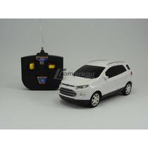 Ford Ecosport Controle Remoto 1:24 Cks Branco