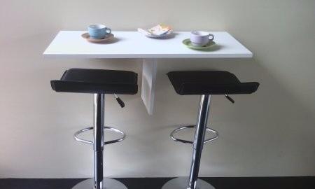 Desayunador, Mesa Rebatible,barra De Cocina, Fabrica - $ 1.750,00 en ...