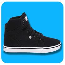 Zapatillas Krial Primus 8101 Negro Skate Hombre Mujer