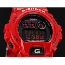 Relógio Casio Masculino G-shock Gd-x6900rd-4dr