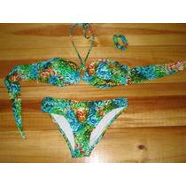 Traje De Baños De Dama Bikinis Importados Descuento Al Mayor