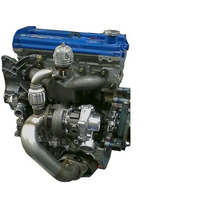 Base Turbo Zetec 16v Escort Focus Contour