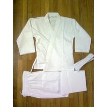Karategui Talla 0 1.40 Mts Blanco Karategi Comax