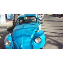 Volkswagen Gol Motor 1600 Azul Y Blanco
