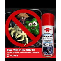 Higienização De Ar Condicionado Wurth Hsw 200 Lima Limao