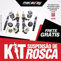 Monza 82 / 96 Chevrolet - Suspensão Rosca Macaulay Oficial