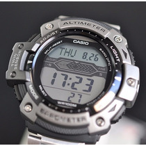 Relogio Casio Sgw 300hd Barômetro Termômetro Altímetro Crono