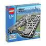 Lego City Pista Del Tren Divisor (7996) Envío Gratis