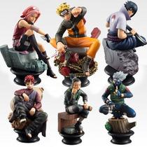 Naruto Shippuden: Peças De Xadrez Com Os Personagens