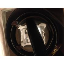 Precioso Cinturon Reversible Hermes Para Caballero