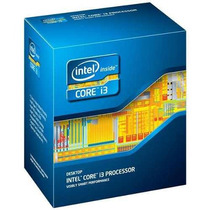 Core I3 3240 Lga Socket1155 3.40 Ghz Box Testado E Garantia!