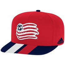 Snapback Adidas New England Y New York City Fc