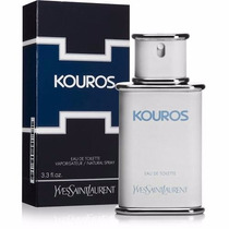 Perfume Kouros 100ml Yves Saint Laurent Original Fretegrátis
