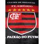 Manta Time Flamengo Microfibra Frete Grátis