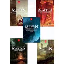 Livro Game Of Thrones As Crônicas De Gelo E Fogo Coleção 12x
