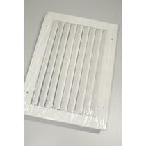 Rejas Para Ventilación Tipo Retorno 10 X 10 Cm