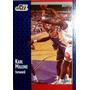 Cl27 1991-92 Fleer #201 Karl Malone 2-45