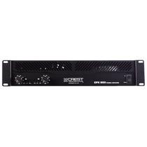 Amplificador De Potencia Crest Cpx 2600 W Mono Stereo