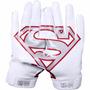 Luva Futebol Americano Under Armour Alter Ego F5 Superman