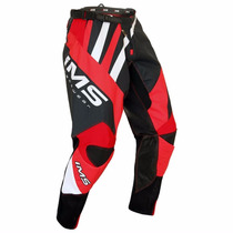 Calça Ims Action 2016 - Vermelha - Trilha - Motocross