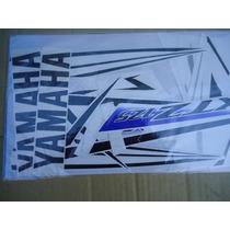 Yamaha Xtz 125 Juego Calcos Repuesto Simil Original