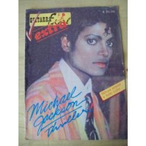 Michael Jackson Thriller:revista Guitarra Facil Extra
