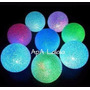 Vela Led Esfera 10 Cm Luminoso Decoración Apa Lalala