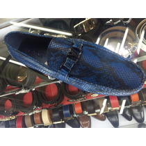 Zapatos Louis Vuitton Piton Y Montecarlo