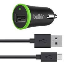 Belkin Cargador De Coche Con Chargesync Cable 4-foot Micro U