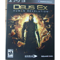Ps3 - Deus Ex ( Human Revolution)
