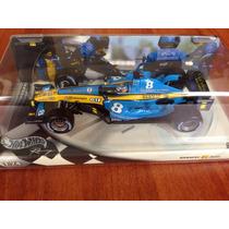 Hot Wheels Renault F1 Fernando Alonso Car 1/24