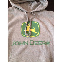 Poleron John Deere (no North Face,mammut,merrell ,lippi)