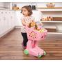 Carrito Infantil De Compras Para Niña Little Tikes
