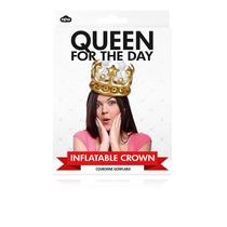 Inflable De La Corona - Reina Para El Día Del Vestido Del T