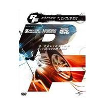 La Coleccion Rapido Y Furioso La Trilogia Peliculas En Dvd