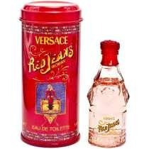 Perfume Red Jeans De Versace Dama 75ml Original