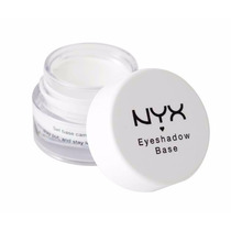 Nyx Eyeshadow Base Primer Olhos Sombras Branco White Esb01